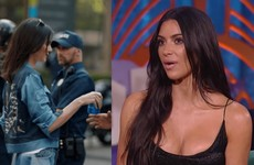 Kim Kardashian has defended Kendall Jenner's part in *that* Pepsi ad... it's the Dredge