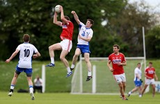 A year after donating kidney to his sister, Cork player makes winning Munster junior return