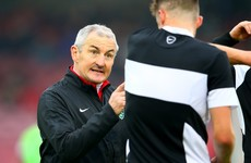 Caulfield calls on 'cosy cartel of managers' to promote the league instead of 'slagging Cork City off'