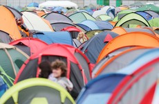 Leave your tent behind at festivals? Here's why you shouldn't