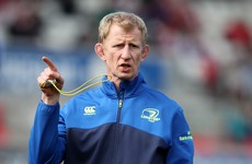 Leo Cullen and Leinster coaching team sign new contracts with the province