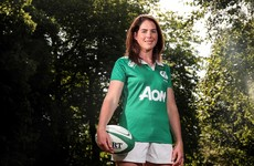 From 'girls not allowed' play to international star, with Croke Park glory over Ireland teammate in between