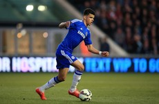 Liverpool will pay Chelsea around £3m for England U21 striker