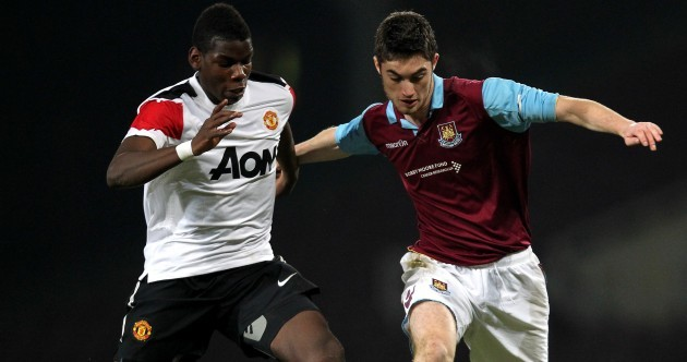 Irish midfielder using West Ham lesson to educate the next generation