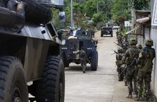 'They will never come up alive unless they surrender': Filipino troops have ISIS cornered