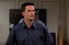 The Hardest Chandler Bing Quiz Ever
