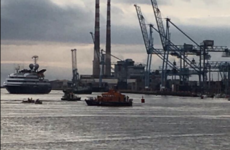 One arrest after pleasure boat 'driven erratically' near ferry at Dublin Port