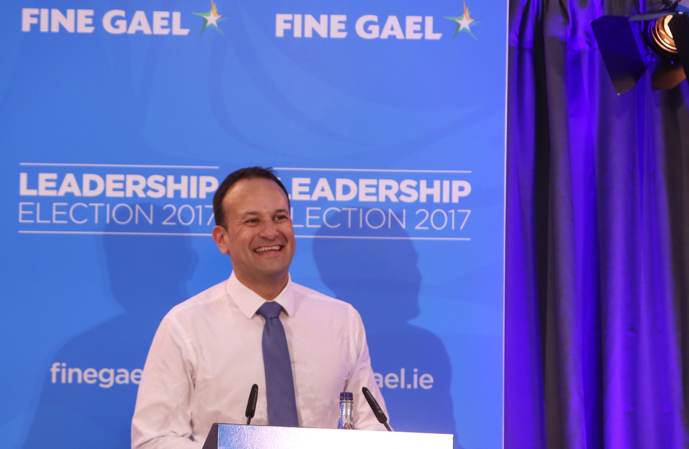Ireland set to have first gay PM