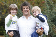 Donncha O'Callaghan will be coaching one of Ireland's fittest families this summer
