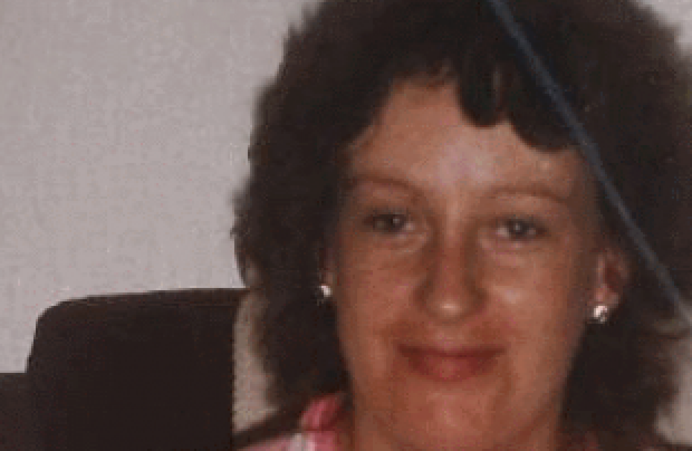The woman, for murder, was given one year of restriction of freedom