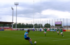 Let's not underestimate the frankly unbelievable scores from Italy U20s yesterday