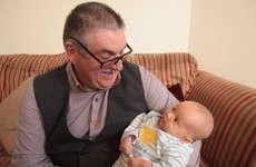 'I'm 59 and soon I won't be able to hold my grandson'