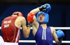 Gold for Barnes and Gallagher in Delhi