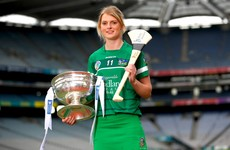 Set for a 13th campaign with Limerick and savouring a first Munster senior title