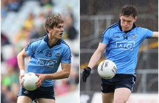 From soccer games in the back garden to Dublin senior football team-mates