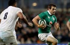 Ireland's Jared Payne drops out of first Lions game through injury