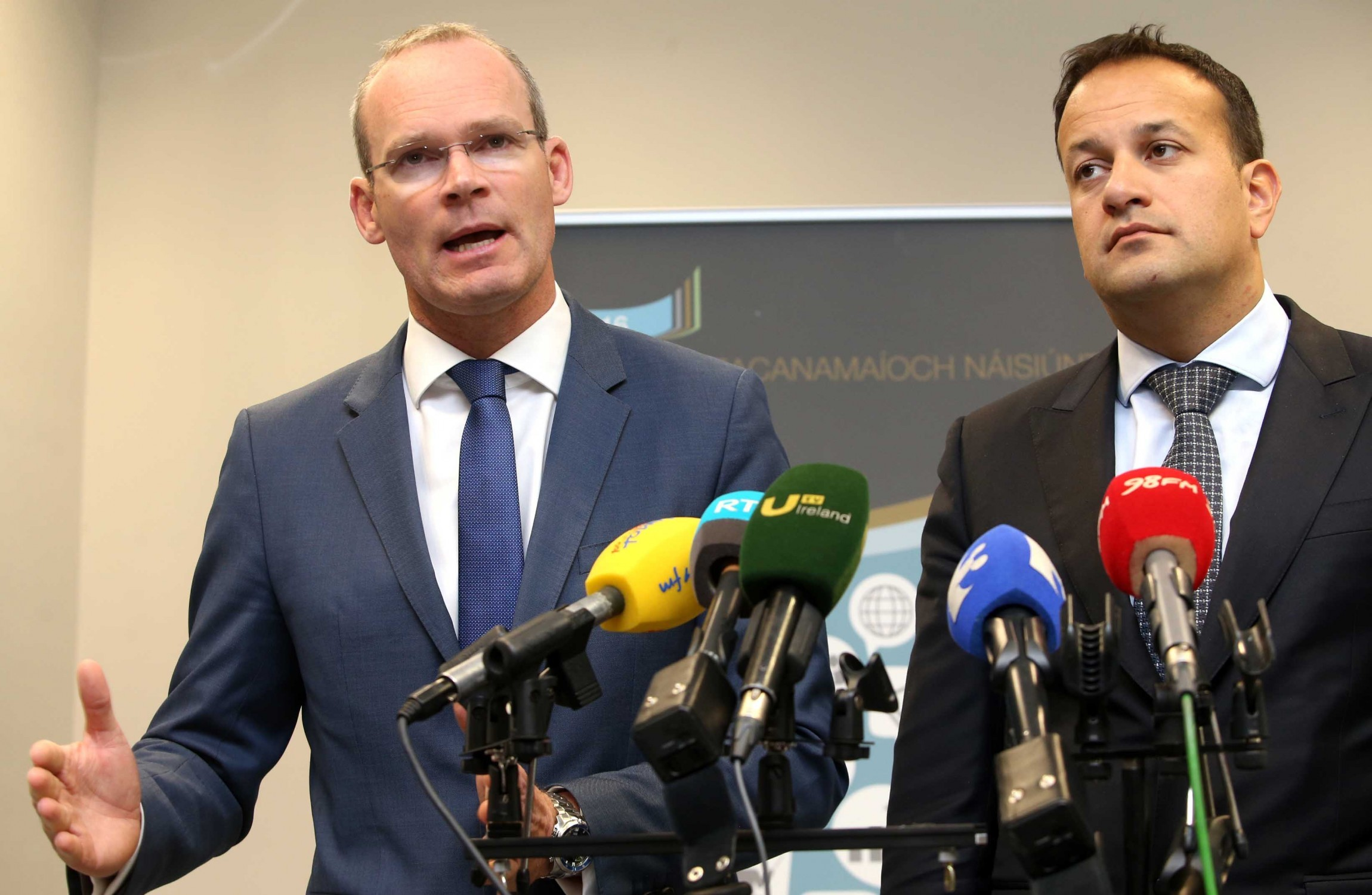 Arlene Foster congratulates Varadkar who will be first gay Irish premier