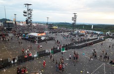 German rock festival evacuated over 'terrorist threat'