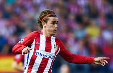 Giggs not convinced Man Utd is done with Griezmann chase