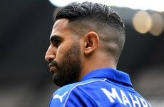 Wenger hints at move for Mahrez after revealing admiration for Leicester star