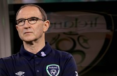 Martin O'Neill lauds Sean Maguire but says Austria game has come too soon