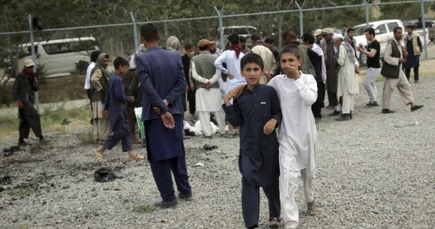 At least seven dead in attack on funeral in Kabul