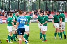 As it happened: Ireland v Scotland, U20 Rugby World Championships