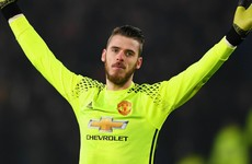 'I'm not a fortune teller' - Real Madrid president cools talk of De Gea swoop