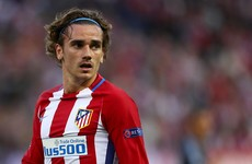 'I've decided to stay': Griezmann rules out Man United move