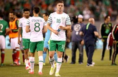 Kevin Long handed first start for Ireland in meeting with Uruguay