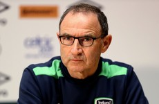 'There's not a great deal between them' - O'Neill admits to goalkeeper dilemma