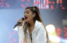 Ariana Grande and 50,000 fans come together for star-studded Manchester concert