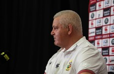 Warren Gatland defends game plan against ongoing 'Warrenball' tag
