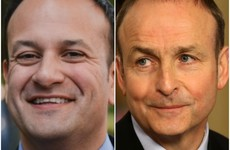 Poll: Which of these two party leaders would you prefer as Taoiseach?