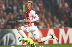 Man Utd and Barcelona target Dolberg to reject 'every big European club' to stay at Ajax