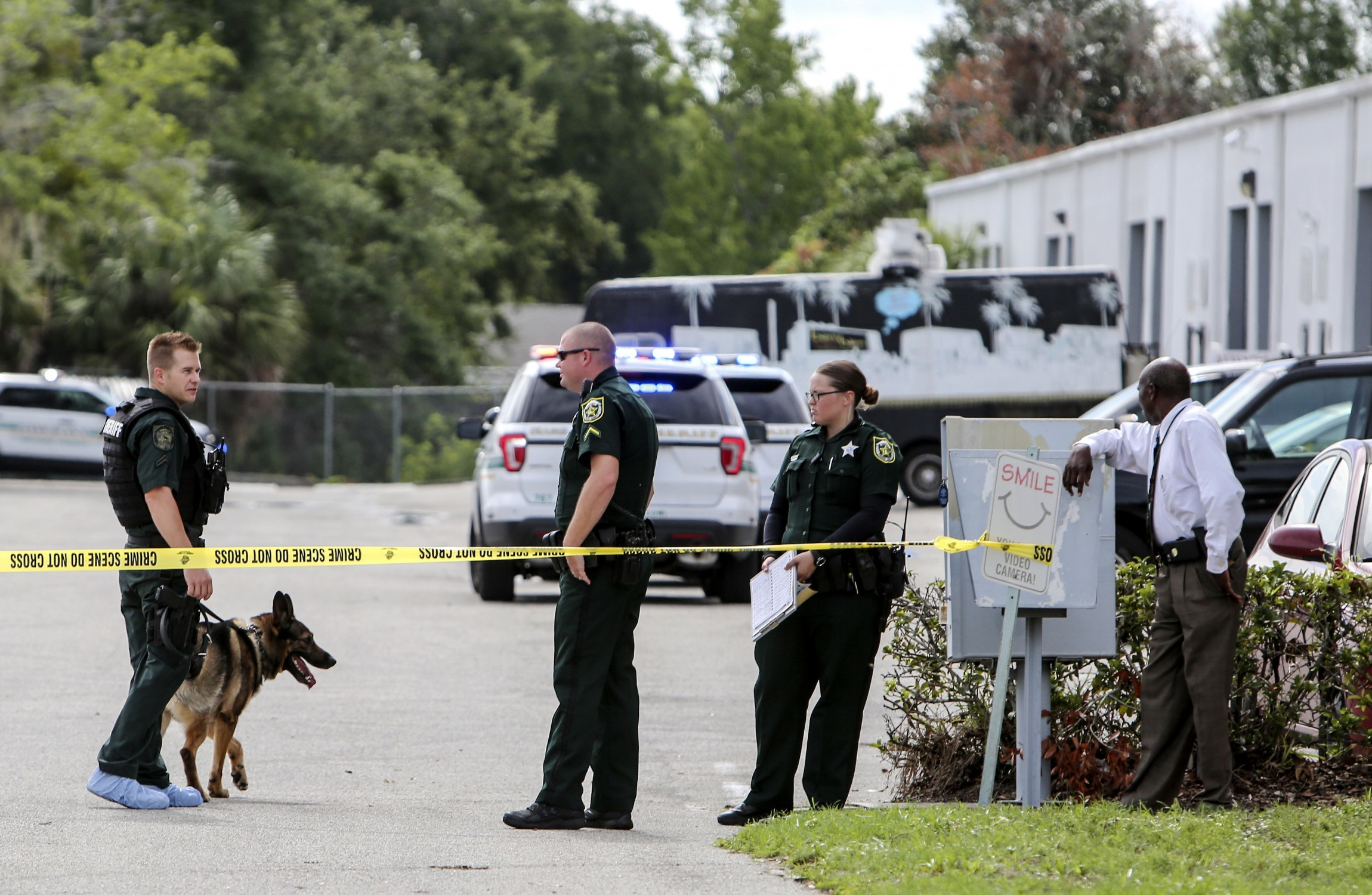 Sheriff: 'Multiple fatalities' in shooting at Florida industrial complex