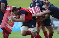 'I feel like a kid again' - Stander excited to take Lions chance at 8