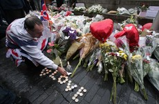 'London stands in defiance': Solidarity at terror vigil