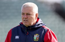 Lions training gets 'heated' as Gatland's men come under Kiwi pressure