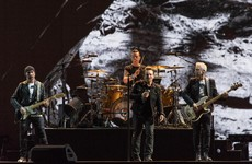 'We'd like to honour our graceful leader': Enda gets a shout-out from Bono in Chicago