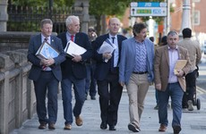 Independent Alliance have 'very constructive and very satisfactory' meeting with Leo Varadkar