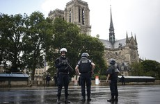 Police shoot and injure man who attacked officer near Notre Dame cathedral