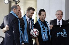 After four-year battle, David Beckham secures massive victory in quest to own Miami MLS team