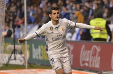 Reports: Manchester United's £52m offer for Alvaro Morata turned down by Real Madrid