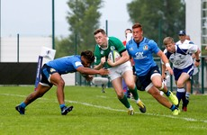12 changes to Ireland U20 side to face pool leaders New Zealand