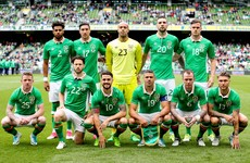 Here's what the Ireland starting XI to face Austria should be
