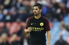 'My daughter looks like she's been living in a cave' - Nolito slams Manchester weather on way out of City