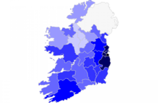 There are only three Irish counties where the average house price is under €100,000