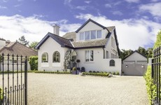 Three-level home near the sea at one of Dublin's most desirable addresses
