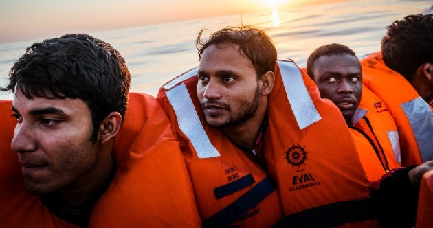 'An industry built on human misery' - in an uncertain world people smugglers are making billions